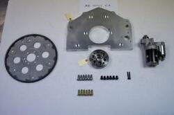 Transmission Adapter Kit Mercedes Om616 And 617 5cyl. Diesel To Chevy Auto. 700r4