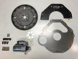 Transmission Adapter Kit Ford 5-bolt 289 To Small Block Ford Automatic Trans.