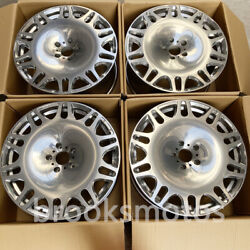 19 New Polishing B Style Forged Wheels Rims Fits For Mercedes Benz W222 S Class