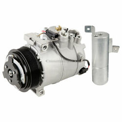 For Mercedes Cl600 And S65 2007 Ac Compressor W/ A/c Drier Tcp