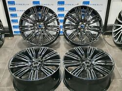 22 Inch 9007 Style Land / Range Rover Velar / Discovery Sport New Alloy Wheels