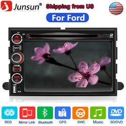 7android10 Radio Dvd Gps Navigation For Ford 2005-2009 Explorer 2006-2010 Edge