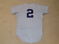 Jerry Remy Game Worn Jersey 1979 Boston Red Sox Angels