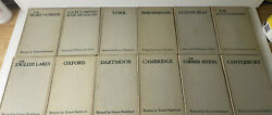 History Of England Lot 12 Books Ernest E.w. Haslehust Blackie And Son 1910 Rare
