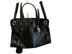 Alexander McQueen patent leather skull tote For Rock Stars $450.00