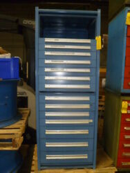Lista Isn77294 14 Drawer Cabinet Used