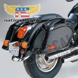 National Cycle 2015-2016 Indian Scout Cruiseliner Saddlebags
