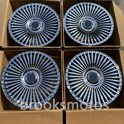 21 40 Spoke Style Wheels Rims Fits For Bentley Continental Gt 21x9.5 Offset41