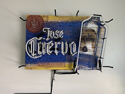 New Jose Cuervo Especial Neon Light Sign Man Cave Wall Decor In Hand