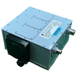 Ttr500-3ee Telonic Tunable Band Reject Filter Notch Uhf 375-750mhz