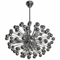 Modern Antique Brass Chrome Colour Chandelier With Wiring Best Christmas Gift