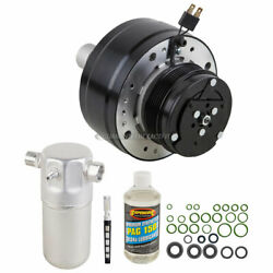 For 1992 Chevy And Gmc C/k Pickup And Suburban Gmt400 Ac Compressor And A/c Kit Tcp