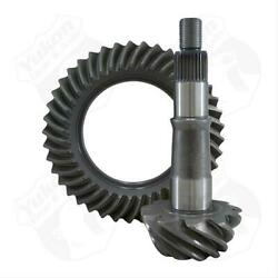 Yukon Ring And Pinion Set 24160 Gm 8.5 10-bolt 4.111 3-series Carrier