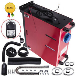 12v 8kw Diesel Air Parking Heater With 1 Hole Lcd Display For Truck Bus Car Van