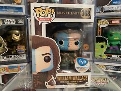 Funko Pop Braveheart William Wallace 368 Bloody W/protector