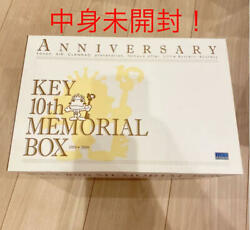 Key 10th Memorial Box Kanon Air Clannad Planetarian Tomoyo After Little Busters