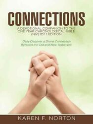 Connections A Devotional Companion To The One Year Chronological Bible Niv,...
