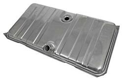 Fuel Tank Stainless Steel Natural 18 Gallon Chevy Pontiac Each