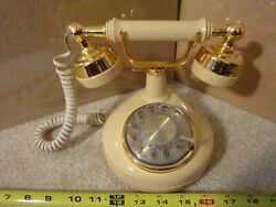 Vintage Bell Western Electric, Princess, Fancy Hotel Rotary Telephone G972057