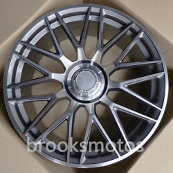 22 New Forged Wheels Rims Fits For Mercedes Benz Gls Class 22x9.5