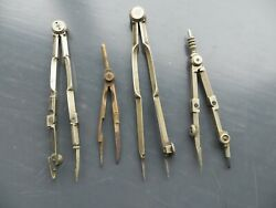 Selection Of High Quality Technical Drawing Instruments