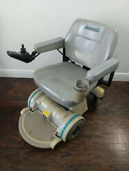 Hoveround Mpv5 Power Chair Wheelchair With 18x19 Seat