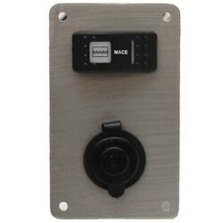 Parker Boat Switch Panel 134277 | Mace Second Station Spa 3 X 6 Inch