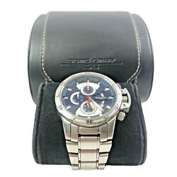 Jorg Gray Mens Watch 8500 Series Given To And Worn By Roddy Piper With Coa