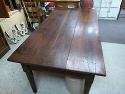 Antique General Store Display Table