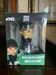 Youtooz Wilbur Simp Unopened New In Box And Good Condition Rare Sold Out 145