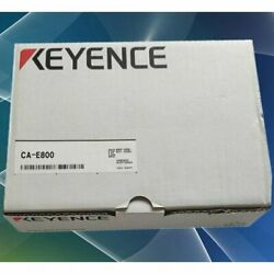 One New Keyence Camera Vision Controller Module Ca-e800 Spot Stock Yp1