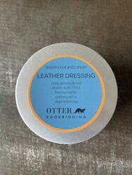 Leather Dressing, Antique Book Restoration Conditioner, Bookbinding Dressing.