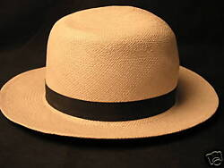 Vintage Eileen Carson Summer Straw Hat South Hampton's Ny Best Gift