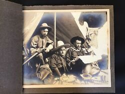 Antique American West Texas Cowboy's Camping Weapons Photo