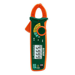 Extech Ma61-nist True-rms Ac Clamp Meter 600vac/dc 60a And Ncv W/nist
