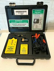 Greenlee Power Finder 2007 Circuit Tracer With Case Excellent Condition Preowned