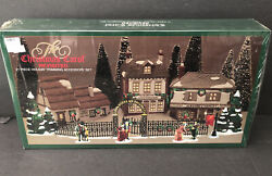 Department 56 Christmas Carol Revisited 21 Piece Holiday Trimming Accesory/ Bg