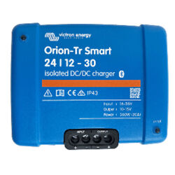 Victron Energy Orion-tr Smart 24/12-30 30a 360w Isolated Dc-dc Or Power Sup...
