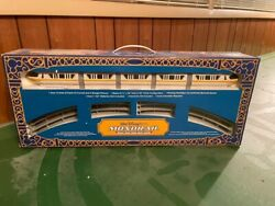 Walt Disney World Yellow Monorail Playset With Track And Extra Accessories