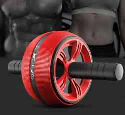 Ab Carver Pro Roller Fitness Exerciser Wheel Workout Abdominal Core New 2 In 1