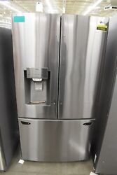 Lg Lrfds3016s 36 Stainless Steel French Door Refrigerator 110993