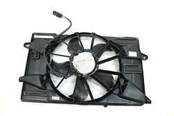2014-2020 Jeep Cherokee 2.4l 4cyl Engine Cooling Fan Shroud Assembly Oem