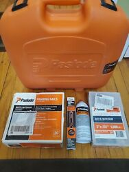 Paslode Cordless Xp Framing Nailer With Nails And Accessories