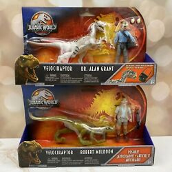 Mattel Jurassic World Legacy Collection Story Pack Grant Muldoon Set Gcy12 Toy