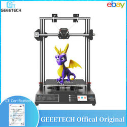 Geeetech A30m 3d Printer Large Build Volume Mix-color 2-in-1-out Dual Extruder