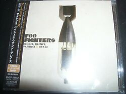 Foo Fighters – Echoes, Silence, Patience And Grace Japan Bonus Tracks Cd – New