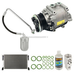 For Ford Five Hundred Mercury Montego Oem Ac Compressor W/ Condenser Drier Tcp