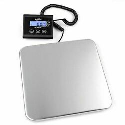 330 Lb Digital Shipping Scale Weighmax Silver