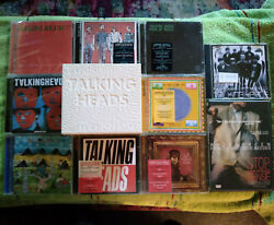 Talking Heads Brick Cd/dvd Box These R The Import 2 Disc Versions Rare Surround