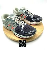 New Balance W1260pw6 Womens Blue Gray Low Top Lace Up Athletic Shoes Size Us 9.5